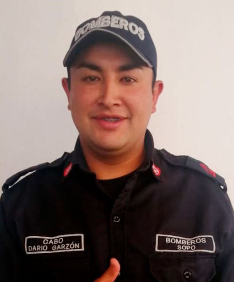 Darío Garzón